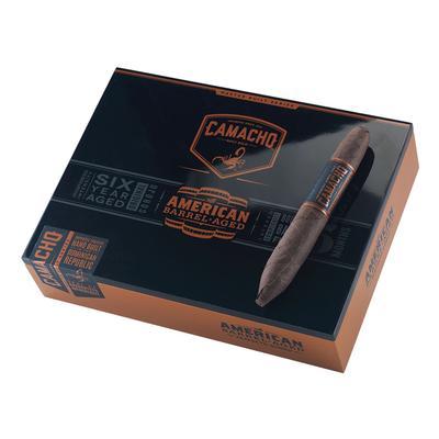 Camacho American Barrel Aged Perfecto Gordo - CI-CAB-PERFN