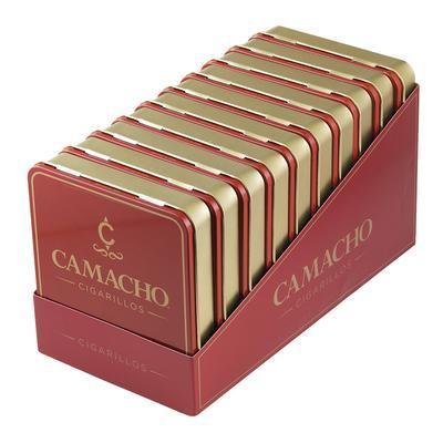 Camacho Mini Cigarillos 10/20 - CI-CAM-CIGN - 400