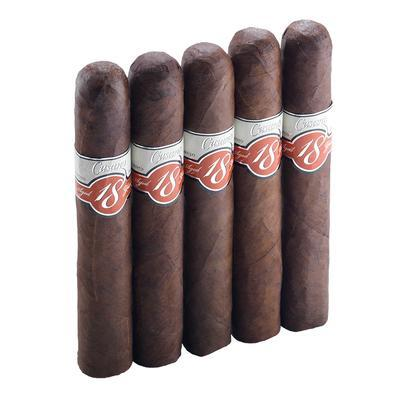 Robusto 5 Pack-CI-CCD-ROBN5PK - 400