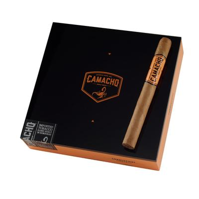 Camacho Connecticut Churchill - CI-CCT-CHUN - 400