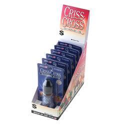 Criss-Cross E-Juice   Blueberry 6pk - EJ-CCV-BLUPK - 400