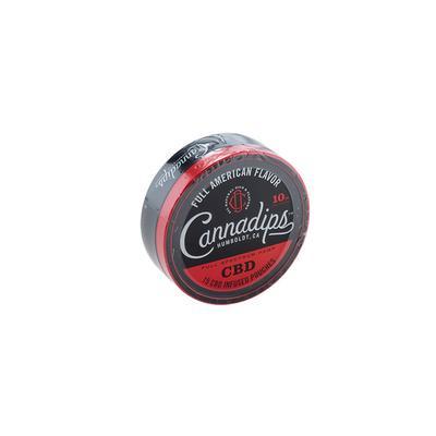 Snus Cannadips Non Tobacco CBD