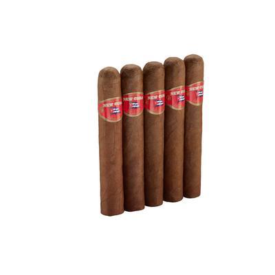 CF New Cuba Robusto 5PK-CI-CFN-ROBN5PK - 400