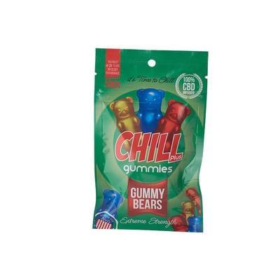 Chill Plus CBD Gummy Bears-HE-CGB-GUMMYBZ - 400