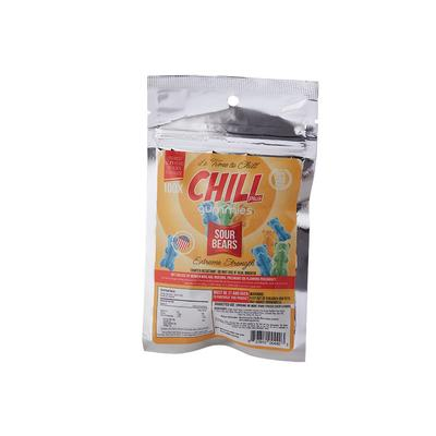 Chill Plus CBD Sour Bears-HE-CGB-SOURBZ - 400