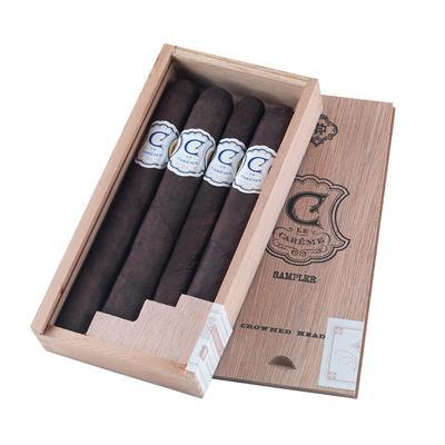 Le Careme 4 Cigar Sampler - CI-CHL-LCSAM - 400