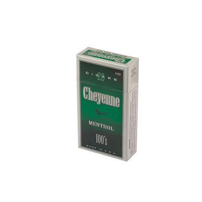 Cheyenne Heavy Weights Menthol (20) - CI-CHW-MENNZ - 75