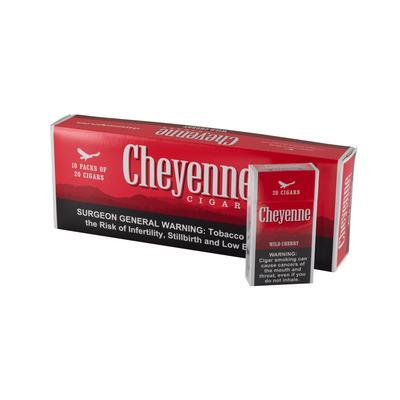 Cheyenne Wild Cherry 100's 10/20 - CI-CHY-CHERRY - 400