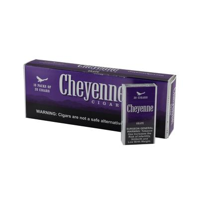 Cheyenne Grape Flavor 10/20 - CI-CHY-GRAPE - 400