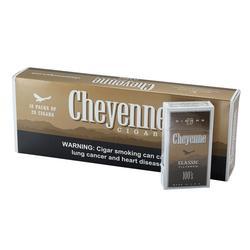 Cheyenne Classic Flavor 100's 10/20 - CI-CHY-LIGHT - 400