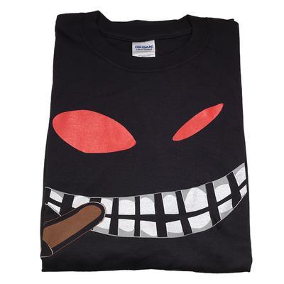 Cigar Monster T-Shirt LG-SH-CMO-TEELG - 400