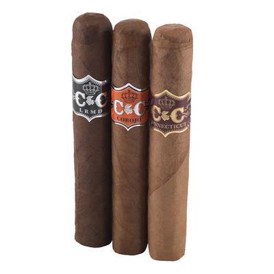 C & C Cigars Premium 3 Pack - CI-CNC-3SAM - 400