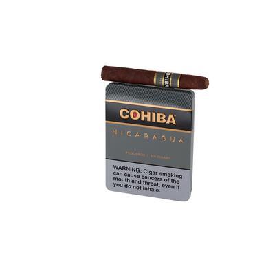 Cohiba Nicaragua Pequenos (6) - CI-CNI-PEQNZ - 400