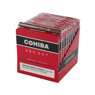 Cohiba Miniatures 10/10 - CI-COH-MINN