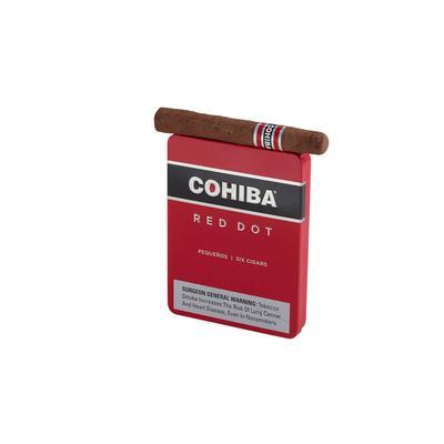Cohiba Pequenos (6) - CI-COH-PEQNZ - 400
