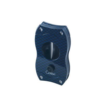 Colibri V-Cutter Blue Carbon Fiber - CU-COL-300T23 - 400