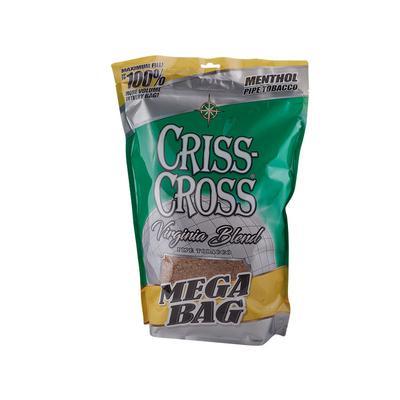 Criss Cross Mega Bag Menthol - TB-CRI-MEGMIN16 - 400