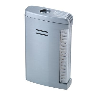 Single Flame Silver Torch Lighter-LG-CSA-1SLV - 400