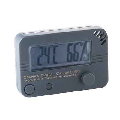 Csonka Accu-Right Thermo Hygrometer