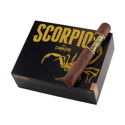 Camacho Scorpion Super Gordo Sun Grown - CI-CSR-SGORSG