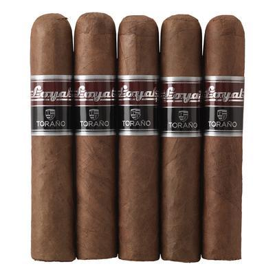 Torano Loyal Robusto 5 Pack - CI-CTL-ROBN5PK - 400