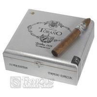Carlos Torano Exodus 1959 Silver Torpedo