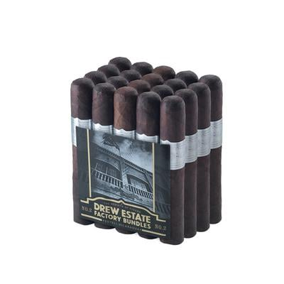 Drew Estate Factory Bundles #2 Robusto - CI-D02-ROBN - 400