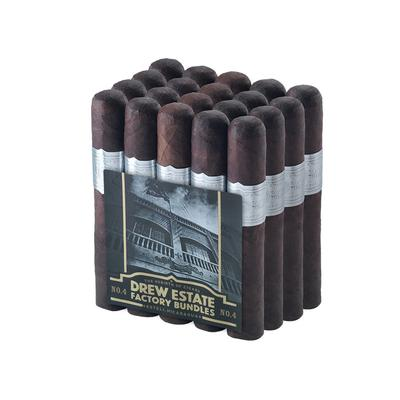 Drew Estate Factory Bundles #4 Robusto - CI-D04-ROBN - 400
