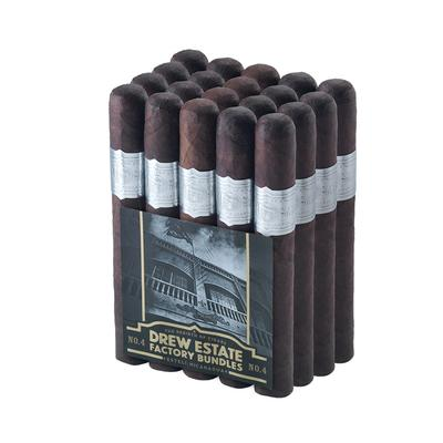 Drew Estate Factory Bundles #4 Toro - CI-D04-TORN - 400