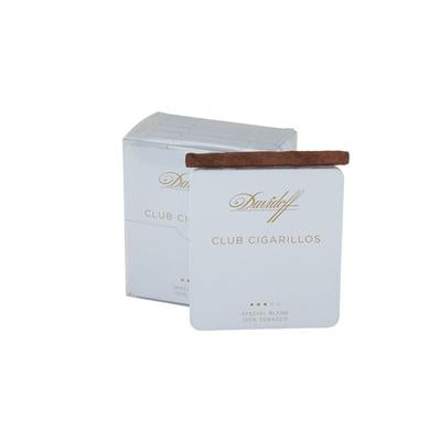 Davidoff Club Cigarillos 5/10 - CI-DAV-CLUB5 - 400