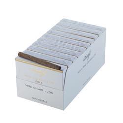 Davidoff Mini Cigarillos Gold 10/20 - CI-DAV-MIN1020 - 400