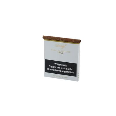 Davidoff Mini Cigarillo (10) - CI-DAV-MIN10Z - 400