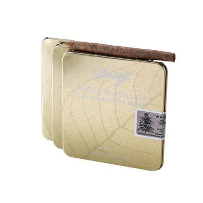 Davidoff Mini Cigarillos Limited Edition 3/10 - CI-DAV-MINLE - 400