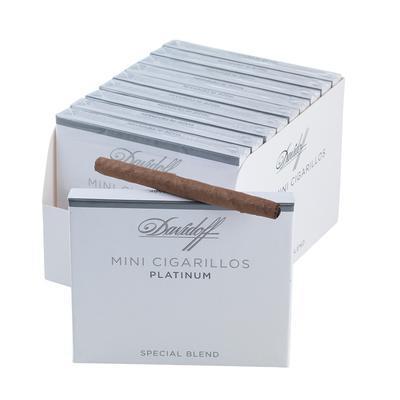 Davidoff Mini Cigarillos Platinum 10/10 - CI-DAV-MINP10 - 400