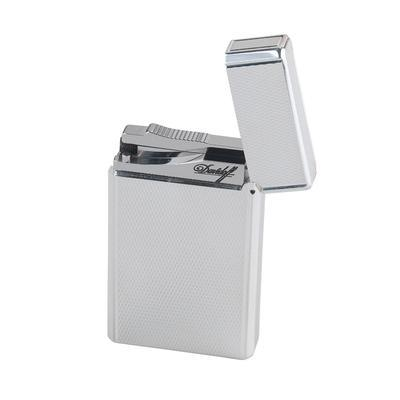 Davidoff Prestige Grain of Barley Silver Plated Lighter - LG-DAV-052102 - 400