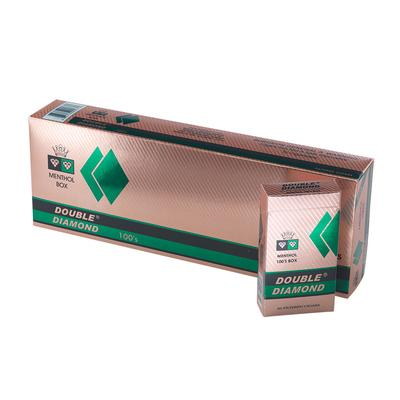 Double Diamond 100's Menthol 10/20 - CI-DBD-MENTH - 400