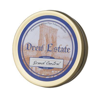 Drew Estate Classics Grand Central Pipe Tobacco - TC-DEP-GRAND - 400