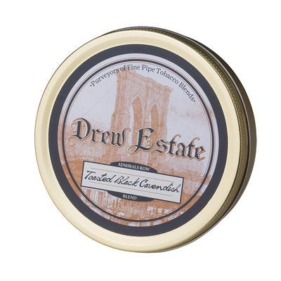 Drew Estate Classics Toasted Black Cavendish Pipe Tobacco-TC-DEP-TOBLK - 400