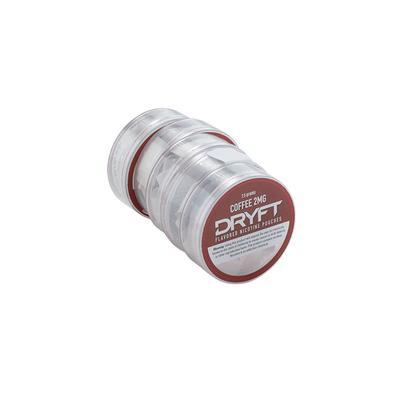 Dryft Coffee 2MG (5 Tins)-NP-DFT-COF2MG - 400