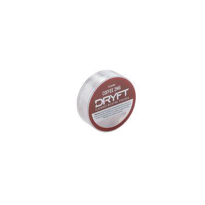 Dryft Flavored Nicotine Pouches Coffee 2MG (1) - NP-DFT-COF2MGZ - 400