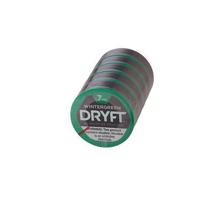 Dryft Wintergreen 7MG (5 Tins)-NP-DFT-WIN7MG - 400