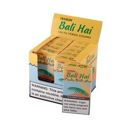 Djarum Bali Hai Filtered Cigars 10/12 - CI-DJM-BALIPK - 400