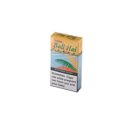 Djarum Bali Hai Filtered Cigars (12) - CI-DJM-BALIPKZ - 400