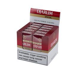 Djarum Special Filtered Cigar 10/12 - CI-DJM-SPECPK - 400