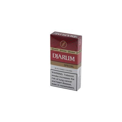 Djarum Special Filtered Cigar (12) - CI-DJM-SPECPKZ - 400