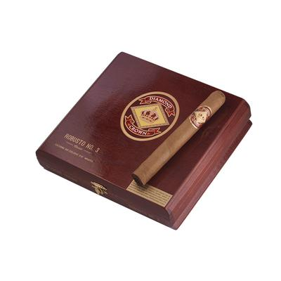 Diamond Crown Robusto No. 3 - CI-DMD-3NZ - 400