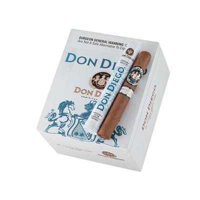 Don Diego Corona Majors Tubes - CI-DOD-MAJN - 400