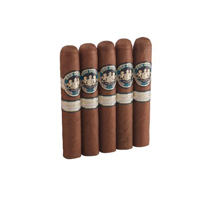 Don Diego Robusto 5 Pack - CI-DOD-ROBN5PK - 75