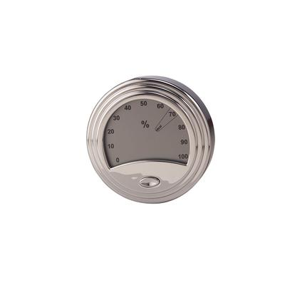 Analog Style Silver Digital Hygrometer-HY-DON-1539S - 400