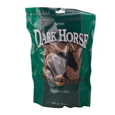 Dark Horse Mint Pipe Tobacco 16oz. - TB-DRK-MIN16 - 400